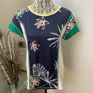 FREE PEOPLE We the Free Floral T-shirt